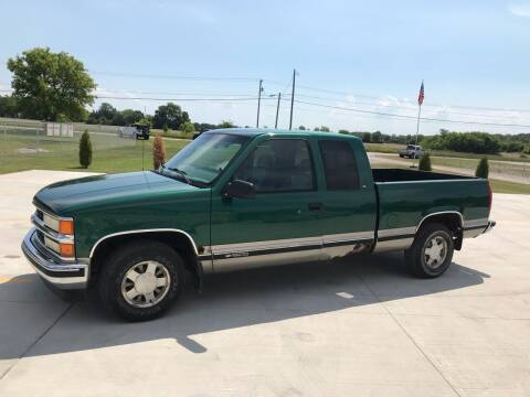 1999 Chevrolet C/K 1500 Series for sale at The Auto Depot in Mount Morris MI