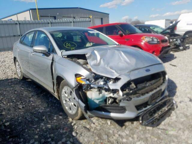 2014 Ford Fusion for sale at RAGINS AUTOPLEX in Kennett MO