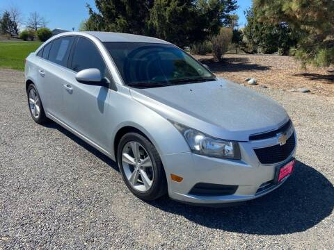 2013 Chevrolet Cruze for sale at Clarkston Auto Sales in Clarkston WA