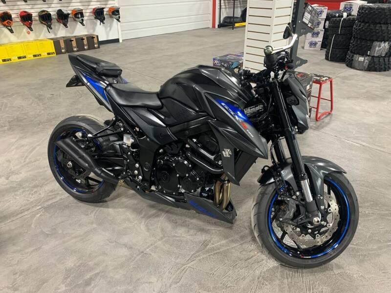 2019 Suzuki GSX-S for sale at Dan Powers Honda Motorsports in Elizabethtown KY