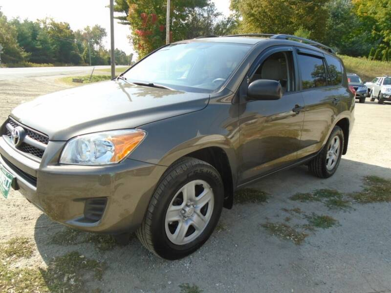 2010 Toyota RAV4 for sale at Wimett Trading Company in Leicester VT
