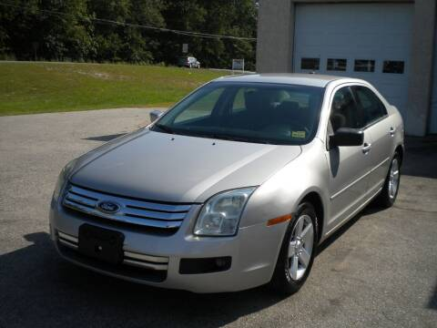 2008 Ford Fusion for sale at Route 111 Auto Sales in Hampstead NH