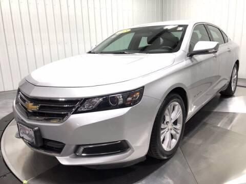 2015 Chevrolet Impala for sale at HILAND TOYOTA in Moline IL