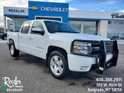 2008 Chevrolet Silverado 1500 for sale at Danhof Motors in Manhattan MT