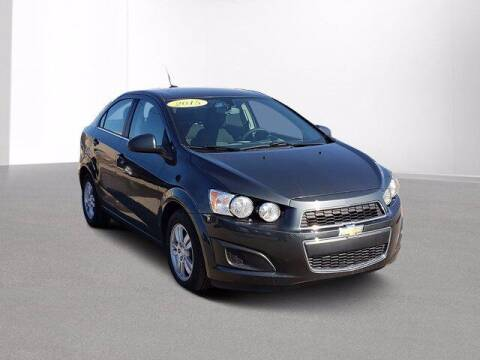 2015 Chevrolet Sonic for sale at Jimmys Car Deals in Livonia MI