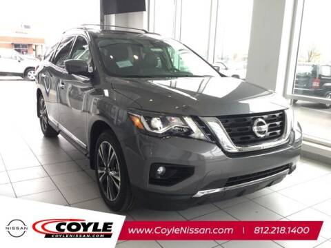 2020 Nissan Pathfinder for sale at COYLE GM - COYLE NISSAN - Coyle Nissan in Clarksville IN