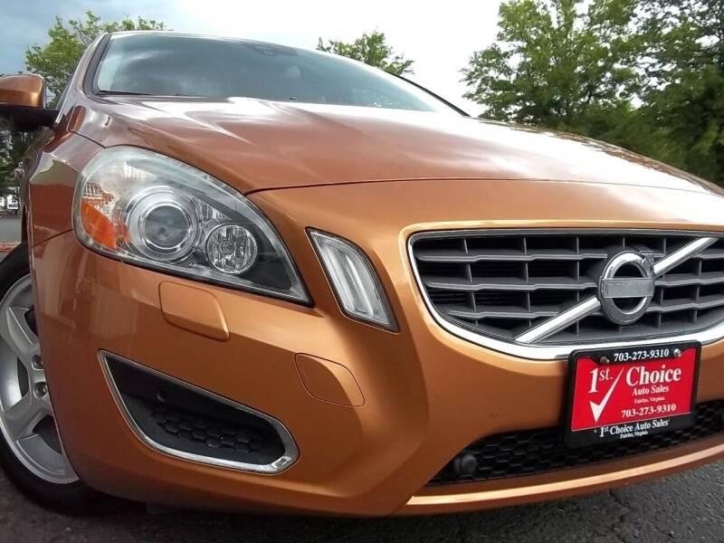 2012 Volvo S60 for sale in Fairfax, VA