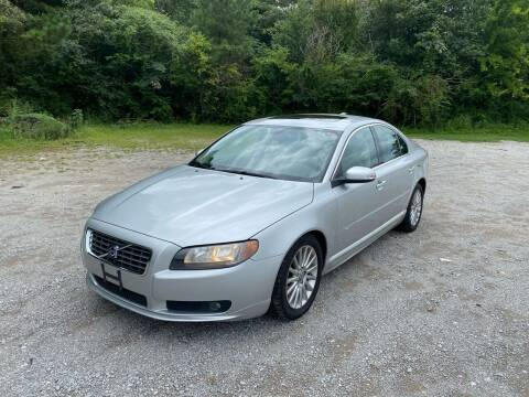 2007 Volvo S80 for sale at Tennessee Valley Wholesale Autos LLC in Huntsville AL