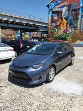2019 Toyota Corolla for sale at Key & V Auto Sales in Philadelphia PA