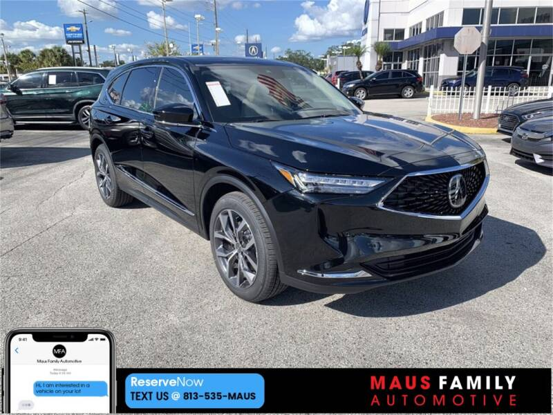 2022 Acura MDX for sale in Tampa, FL