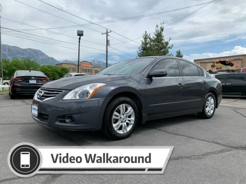 2012 Nissan Altima for sale at Ultimate Auto Sales Of Orem in Orem UT