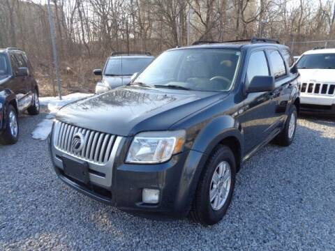2009 Mercury Mariner for sale at MR DS AUTOMOBILES INC in Staten Island NY