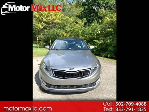 2013 Kia Optima Hybrid for sale at Motor Max Llc in Louisville KY