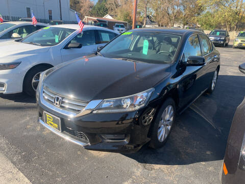 2014 Honda Accord for sale at PAPERLAND MOTORS in Green Bay WI