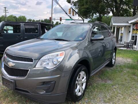 2012 Chevrolet Equinox for sale at Autoxport in Newport News VA