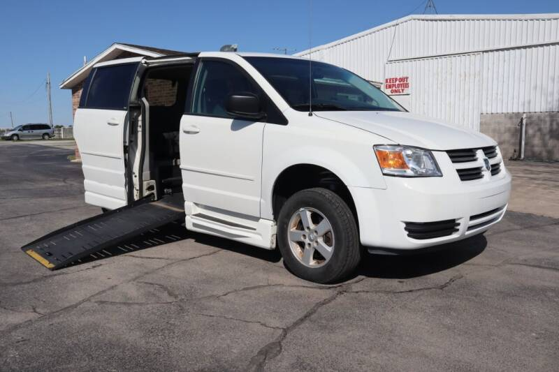 2010 Dodge Grand Caravan for sale at Liberty Truck Sales in Mounds OK