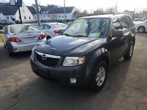 2010 Mazda Tribute for sale at TC Auto Repair and Sales Inc in Abington MA
