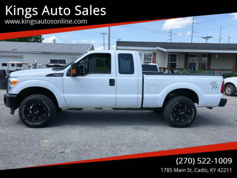 2014 Ford F-250 Super Duty for sale at Kings Auto Sales in Cadiz KY