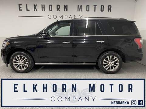 2018 Ford Expedition for sale at Elkhorn Motor Company in Waterloo NE