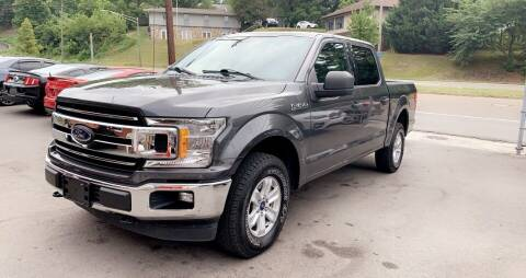 2018 Ford F-150 for sale at North Knox Auto LLC in Knoxville TN