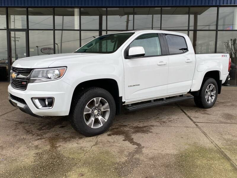 2019 Chevrolet Colorado for sale at South Commercial Auto Sales in Salem OR