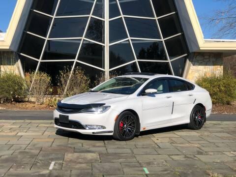 2015 Chrysler 200 for sale at Glacier Auto Sales in Wilmington DE