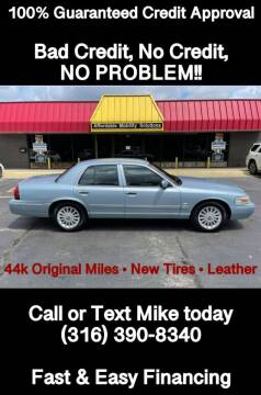2009 Mercury Grand Marquis for sale at Affordable Mobility Solutions, LLC - Standard Vehicles in Wichita KS
