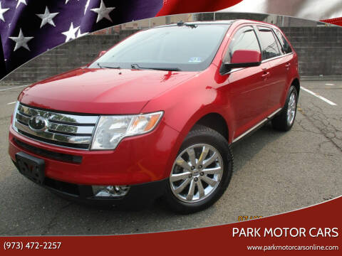 2010 Ford Edge for sale at Park Motor Cars in Passaic NJ