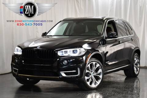 2014 BMW X5 for sale at ZONE MOTORS in Addison IL