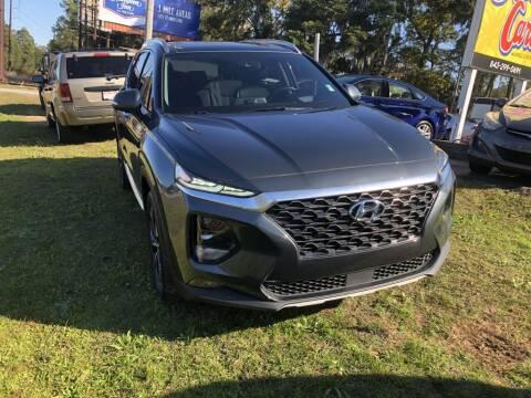 2019 Hyundai Santa Fe for sale at Auto Cars in Murrells Inlet SC