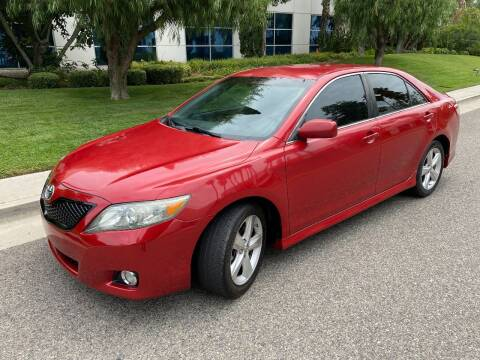 2011 Toyota Camry for sale at Donada  Group Inc in Arleta CA