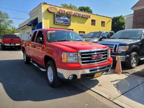 2013 GMC Sierra 1500 for sale at Bel Air Auto Sales in Milford CT
