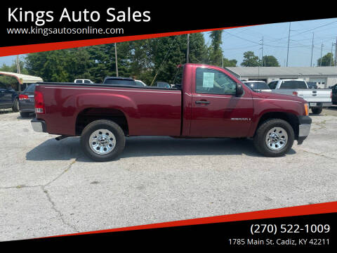 2009 GMC Sierra 1500 for sale at Kings Auto Sales in Cadiz KY