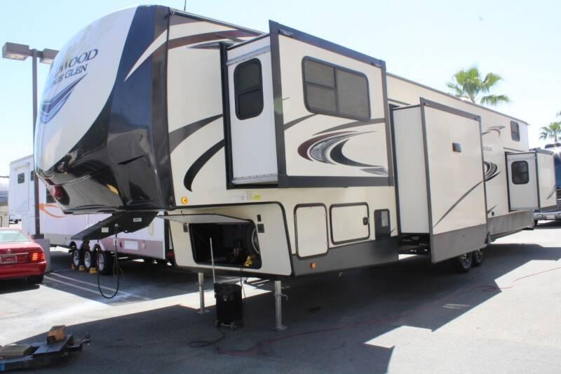 2020 Forest River Heritage Glen 378FL for sale at Rancho Santa Margarita RV in Rancho Santa Margarita CA