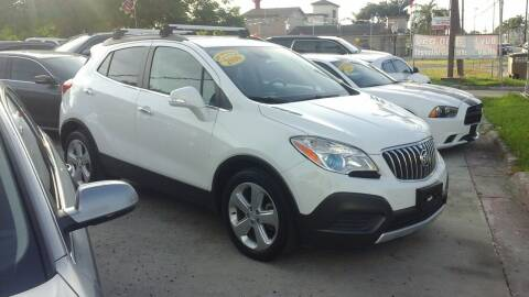 2016 Buick Encore for sale at Express AutoPlex in Brownsville TX