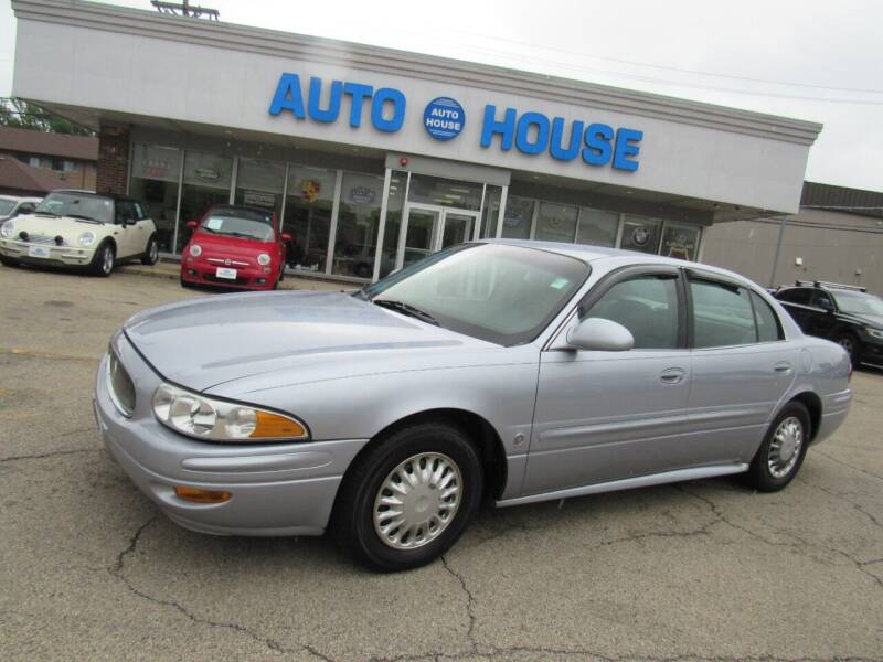 2004 Buick LeSabre for sale at Auto House Motors in Downers Grove IL