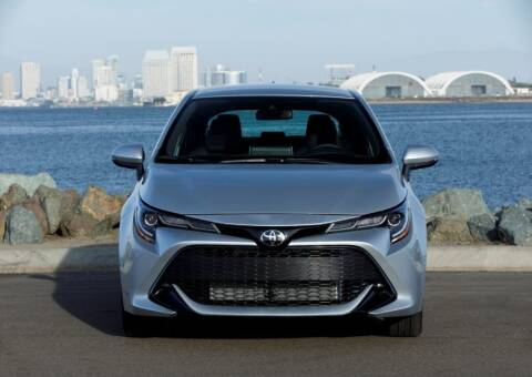 2021 Toyota Corolla for sale at Diamante Leasing in Brooklyn NY