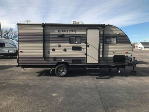 2018 Forest River Cherokee for sale at STEVE'S AUTO SALES INC in Scottsbluff NE