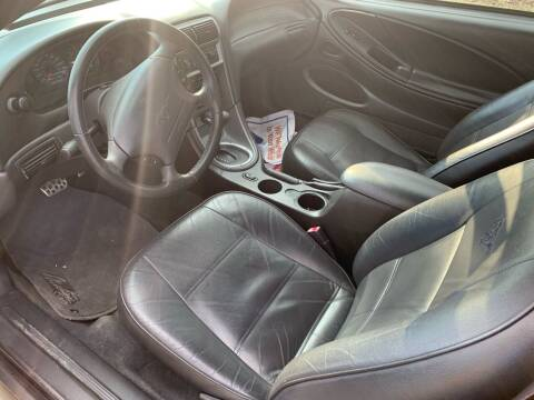 2004 Ford Mustang for sale at Trocci's Auto Sales in West Pittsburg PA