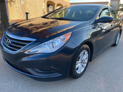 2014 Hyundai Sonata for sale at Ted's Auto Corporation in Richardson TX