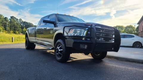 2012 RAM Ram Pickup 3500 for sale at CU Carfinders in Norcross GA