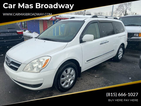 2007 Hyundai Entourage for sale at Car Mas Broadway in Crest Hill IL