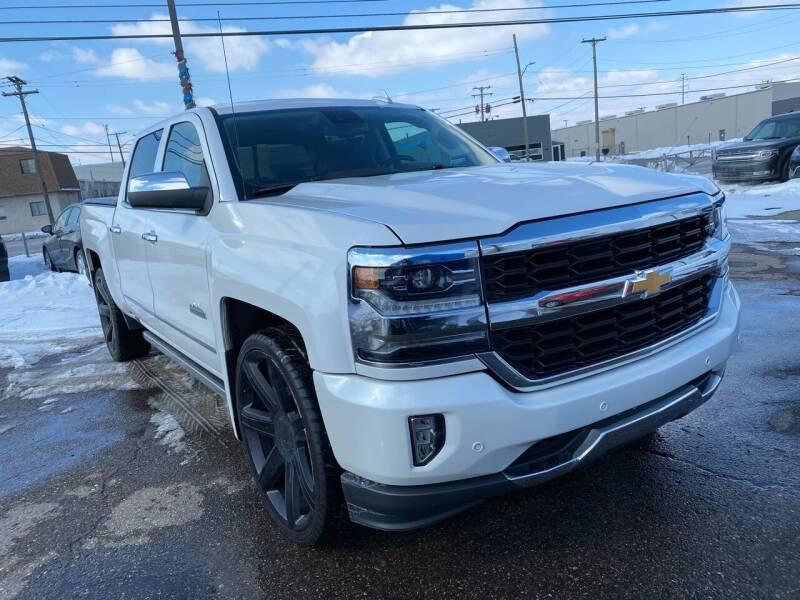 2016 Chevrolet Silverado 1500 for sale at M-97 Auto Dealer in Roseville MI