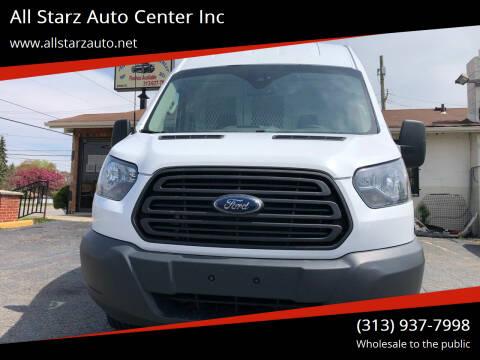 2016 Ford Transit Cargo for sale at All Starz Auto Center Inc in Redford MI