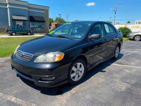 2007 Toyota Corolla for sale at McNamara Auto Sales - Dover Lot in Dover PA