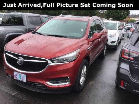 2019 Buick Enclave for sale at Royal Moore Custom Finance in Hillsboro OR