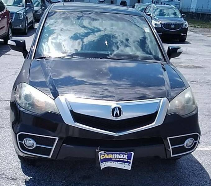 2011 Acura RDX for sale at Klassic Cars in Lilburn GA