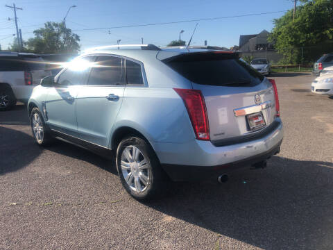 2011 Cadillac SRX for sale at Family Auto Finance OKC LLC in Oklahoma City OK