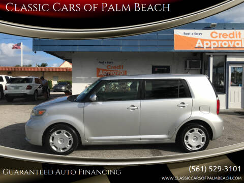 2008 Scion xB for sale at Classic Cars of Palm Beach in Jupiter FL