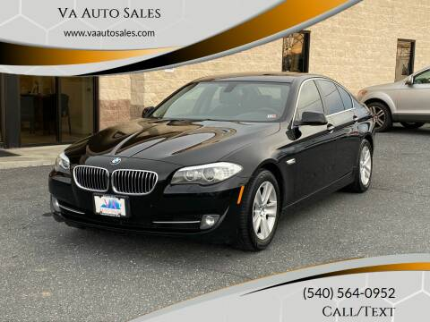 2013 BMW 5 Series for sale at Va Auto Sales in Harrisonburg VA